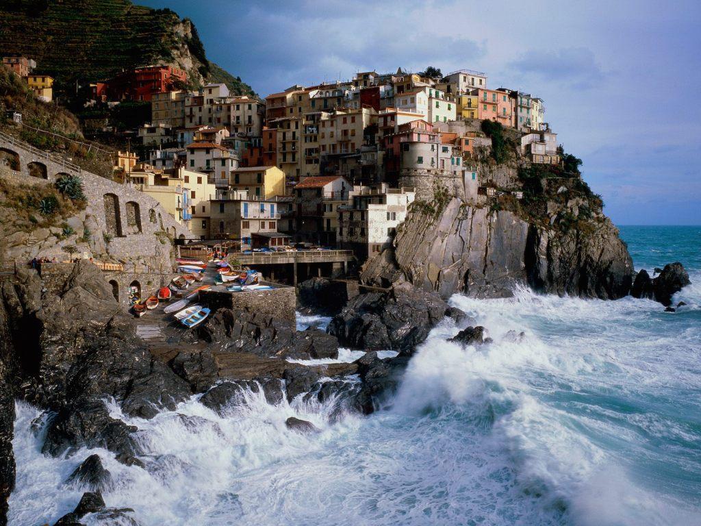 Manarola-(Italy)