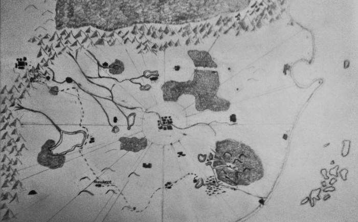 Legacy Map
